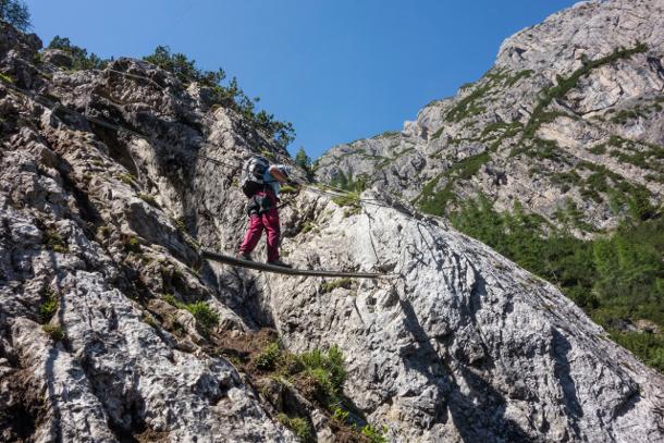 Klettersteig Osttirol : Herbsturlaub hotel weiler obertilliach osttirol